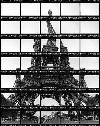 Thomas Kellner - Paris, Tour Eiffel (1997)